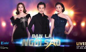 Be A Star - Bạn Là Ngôi Sao (Liveshow 4: Âm Nhạc Kết Nối)